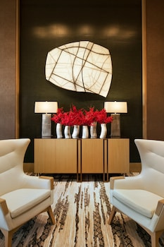 Lobby at The Phoenician, a Luxury Collection Resort, Scottsdale in Scottsdale