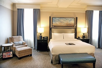 Room, 1 Queen Bed, Non Smoking, Concierge Service (Fairmont Gold)