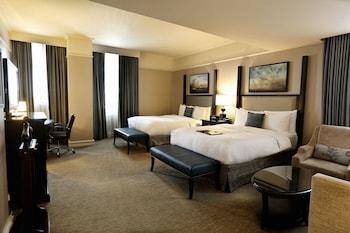Room, 2 Queen Beds, Non Smoking, Concierge Service (Fairmont Gold)