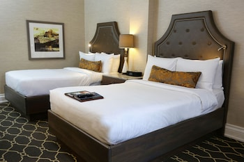 Junior Suite, 2 Double Beds, Non Smoking (Recently Renovated)