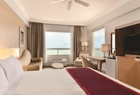 Room, 1 King Bed, Ocean View (Upgraded)