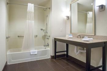 Studio Suite, Multiple Beds, Accessible, Bathtub