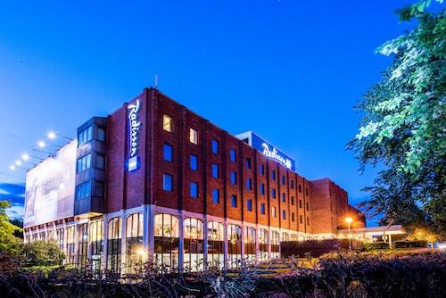 . Radisson Blu Arlandia Hotel