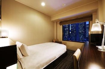 シングルルームシングルサイズベッド 1 台禁煙 15㎡ 新宿 プリンス ホテル