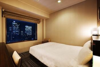 スタンダード ダブルルーム 禁煙 15.3平米|15㎡|新宿 プリンス ホテル