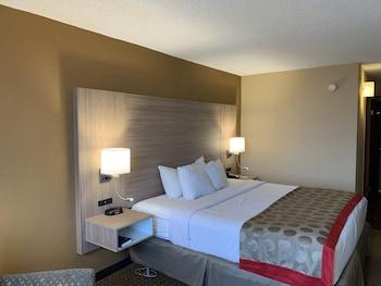 Room, 1 King Bed, Non Smoking (Interior Corridor)