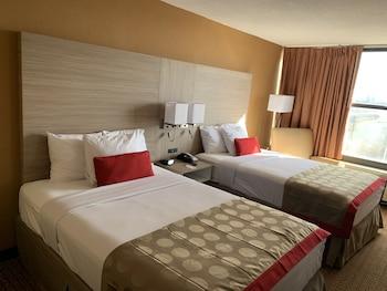 Room, 2 Double Beds, Accessible, Non Smoking (Interior Corridor)
