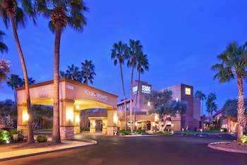 圖森機場福朋喜來登飯店 Four Points by Sheraton Tucson Airport