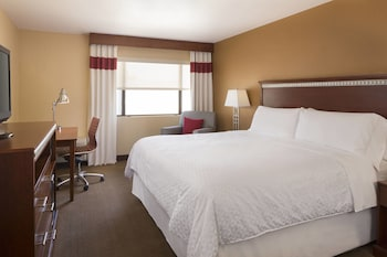 Suite, 1 King Bed, Courtyard View