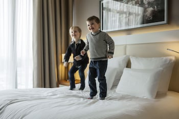Family Room, Multiple Beds, Connecting Rooms, Garden View (Eiffel Tower view upgrade until 31/08)