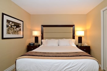 阿爾伯特灣套房飯店