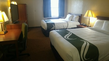 Hotel - Quality Inn & Suites Covington