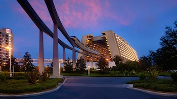 Hotel - Disney's Contemporary Resort