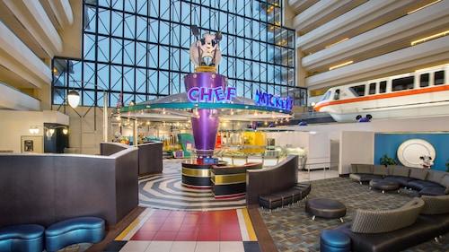 Disney's Contemporary Resort image 21
