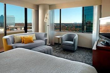 亞特蘭大坎伯蘭索內斯塔精選飯店 Sonesta Select Atlanta Cumberland