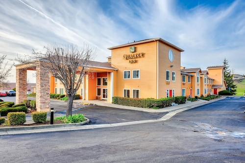 . Quality Inn near Six Flags Discovery Kingdom-Napa Valley