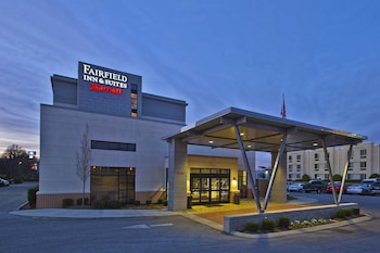 Hotel - Fairfield Inn & Suites by Marriott Chattanooga East