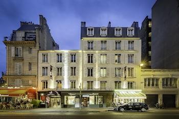 Hotel - Hôtel Courcelles Étoile