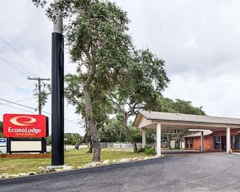 富爾頓羅克波特生態小屋旅館套房飯店 Econo Lodge Inn & Suites Fulton Rockport