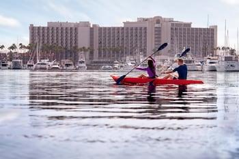聖地亞哥喜來登飯店和瑪麗娜 Sheraton San Diego Hotel and Marina