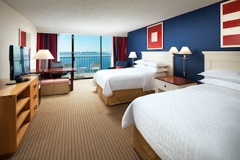 2 Double Beds, Bay Tower, Deluxe Guest Room