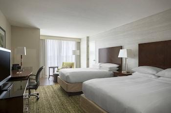 亞特蘭大周界中心萬豪飯店 Atlanta Marriott Perimeter Center