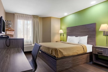 Comfort Room, 1 Queen Bed, Accessible, Non Smoking
