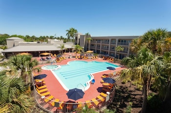 麥爾茲堡 - 薩尼貝爾渡假屋溫德姆拉昆塔套房飯店 La Quinta Inn & Suites by Wyndham Ft. Myers-Sanibel Gateway