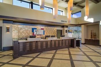 Lobby at Holiday Inn Club Vacations Scottsdale Resort in Scottsdale