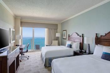 Room, 2 Double Beds, Ocean View, Oceanfront