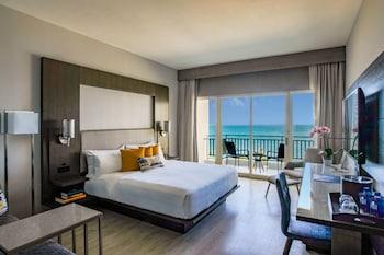Room, 1 King Bed, Ocean View (Cabana)