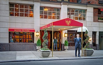 Exterior at Hotel Elysee by Library Hotel Collection in New York