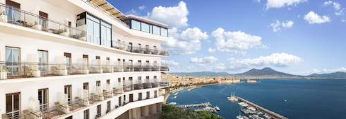 Neapol - Hotel Paradiso, BW Signature Collection by Best Western - z Krakowa, 10 kwietnia 2021, 3 noce