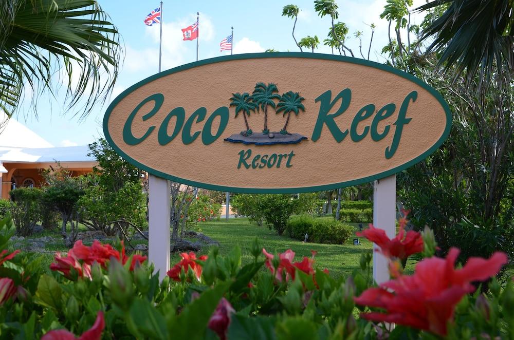 코코 리프 버뮤다(Coco Reef Bermuda) Hotel Image 36 - Exterior detail