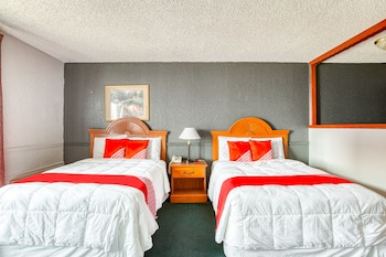 Premium Room, 2 Double Beds, Smoking