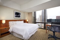 Room, 1 King Bed, City View, Tower