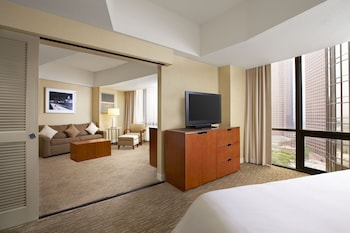 City Suite, 1 Bedroom, City View, Tower