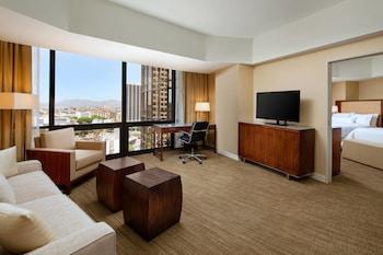 Suite, 1 Bedroom, City View, Tower