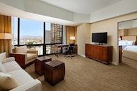 Suite, 1 Bedroom, City View, Tower