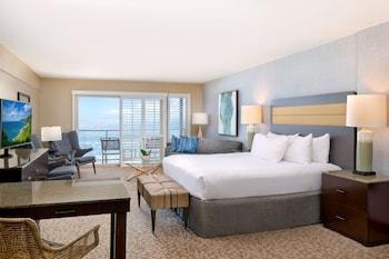 Premium Room, 1 King Bed, Ocean View, Oceanfront