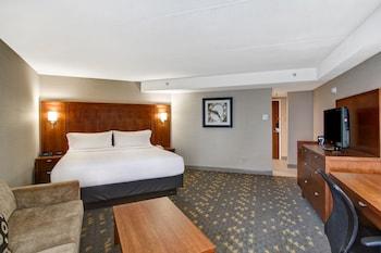Business Room, 1 King Bed, Non Smoking, Corner