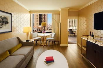 Guestroom at The Rittenhouse Philadelphia in Philadelphia