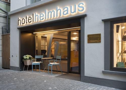 Zurych - Hotel Helmhaus - z Warszawy, 1 kwietnia 2021, 3 noce