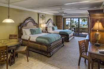 Junior Suite, 2 Queen Beds, Ocean View