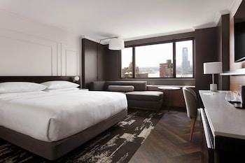 紐約市中心萬豪飯店 New York Marriott Downtown