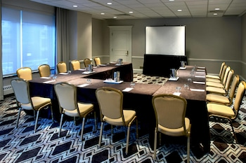 Meeting Facility at New York Marriott Downtown in New York