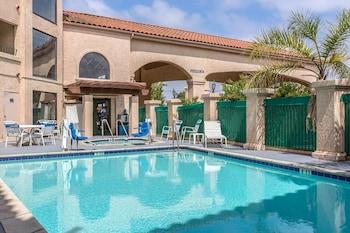 卡馬里奧-奧克斯納德凱藝套房飯店 Quality Inn & Suites Camarillo-Oxnard