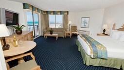 Oda, 1 En Büyük (king) Boy Yatak, Okyanus Manzaralı