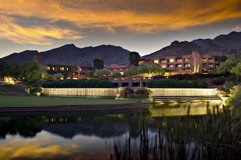 洛伊斯本塔納峽谷渡假村 Loews Ventana Canyon Resort