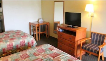 Deluxe Room, 1 Double Bed, Smoking, Refrigerator & Microwave